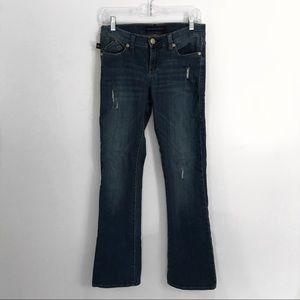 Rock & Republic Kasandra boot cut jeans, size 4